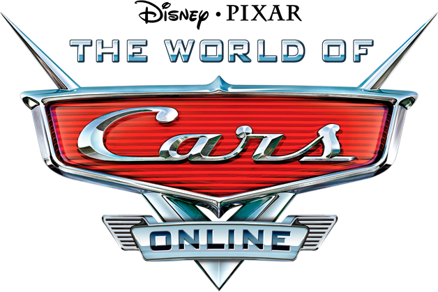 cars the movie logo. Disney/Pixar World of Cars