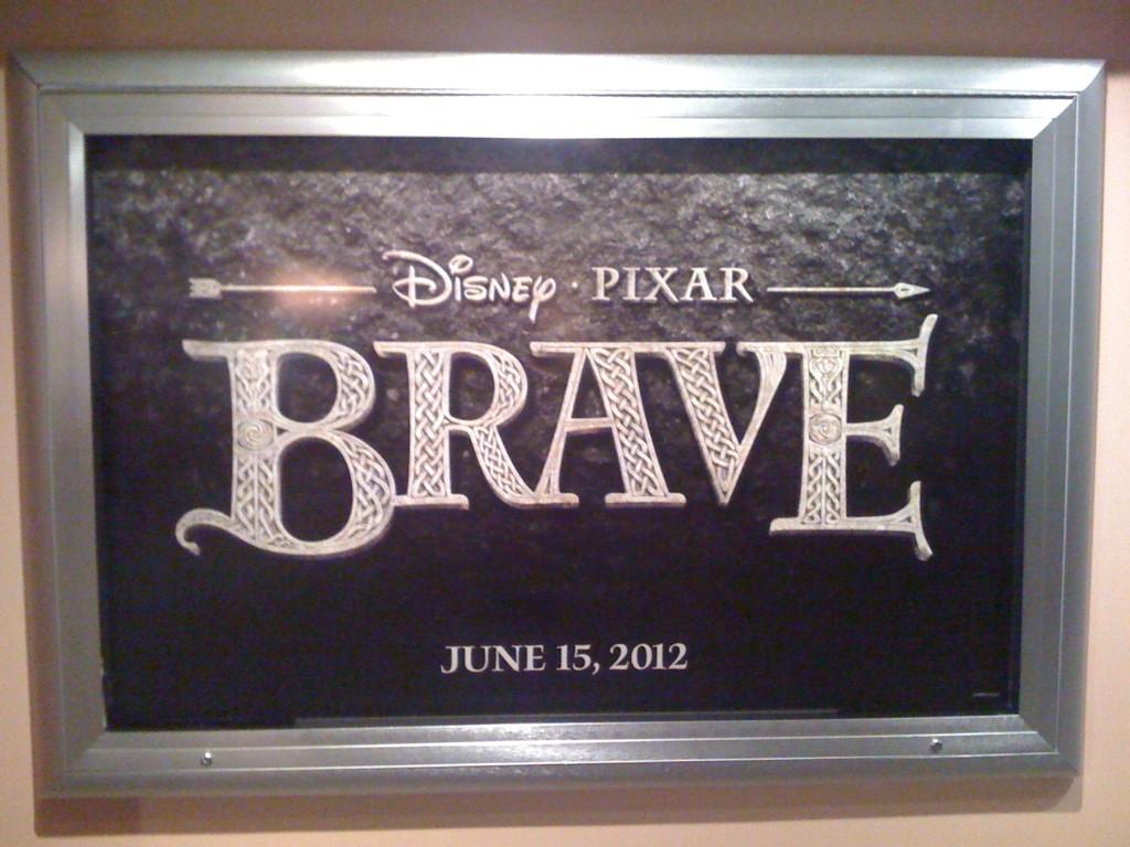 disney pixar brave. Disney/Pixar#39;s Brave coming