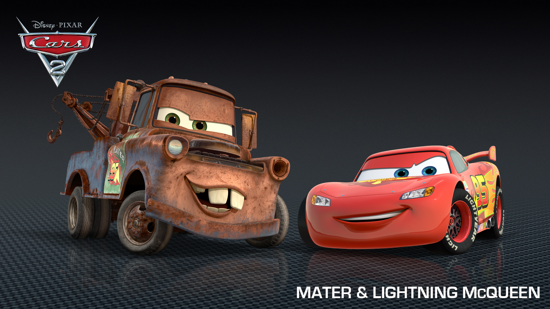 Cars 2 Wallpaper 300628