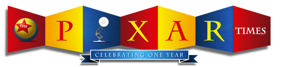 cars pixar logo. The Pixar Times