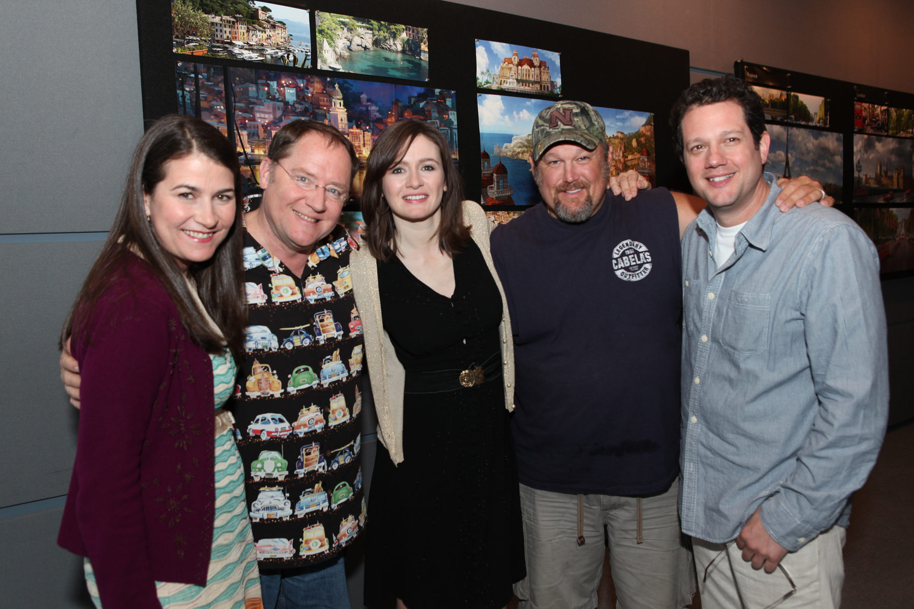 Giacchino Talks Cars 2,